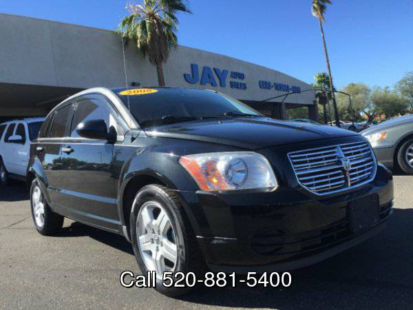 2008 Dodge Caliber 4dr HB SXT /CLEAN 1-OWNER CARFAX/ /ONLY 49K MILES/
