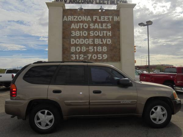 2002 GMC ENVOY - SPECIAL CASH OR CREDIT UNION PRICE