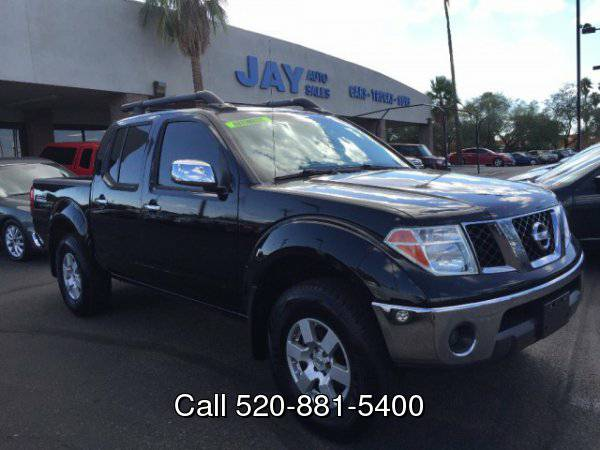 2005 Nissan Frontier SE Crew Cab Nismo V6 Auto / MUST SEE & DRIVE /