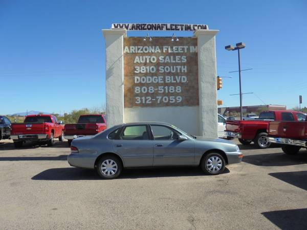 1997 TOYOTA AVALON..SPECIAL CASH OR CREDIT UNION PRICE----------------