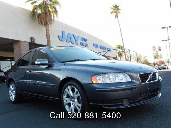 2009 Volvo S60 4dr Sdn 2.5T AWD /CLEAN CARFAX/ /LEATHER/ /MOON ROOF/...