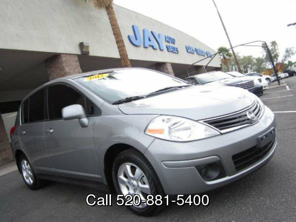 2012 Nissan Versa 5dr HB Auto 1.8 S / LOW MILES / / GREAT SELECTION /