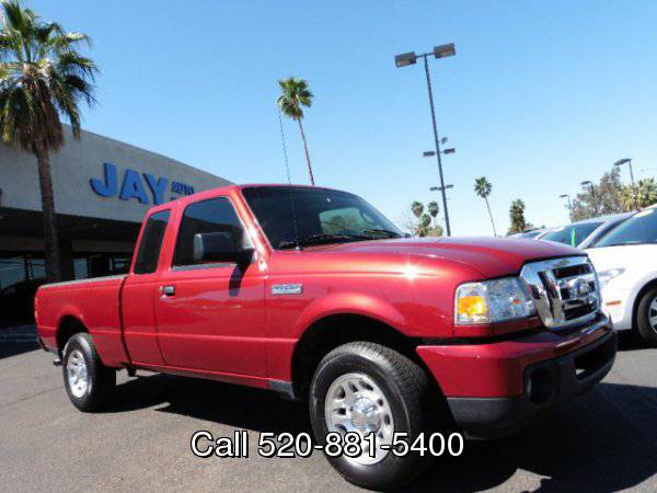 2011 Ford Ranger 4dr SuperCab XLT / CLEAN ARIZONA CARFAX / / ONLY 23K