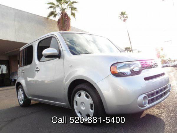 2009 Nissan cube 5dr Auto 1.8 S. / CLEAN AZ CARFAX / / LOW MILES /