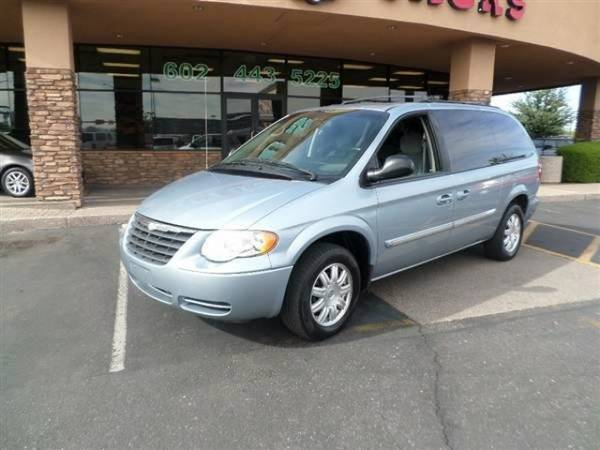 2006 Chrysler Town & Country LWB 4dr Touring Buy Here Pay Here NO...