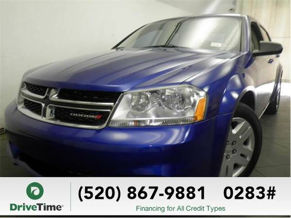 2013 *Dodge Avenger* SE - BAD CREDIT OK