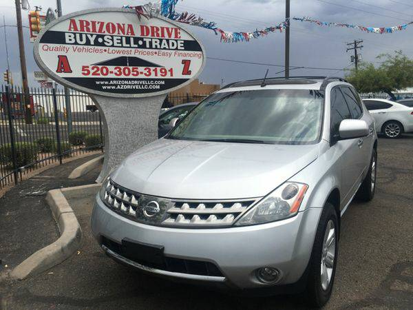 2007 *Nissan* *Murano* SL 4dr SUV VEHICLES INSPECTED BY OUR SERVICE...