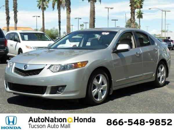 2009 Acura TSX Tech Pkg SKU:9C021719 Acura TSX Tech Pkg Sedan