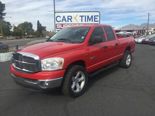 2008 *Dodge* *Ram* *Pickup* *1500* - All Cars Include 3mo./3k Mile...