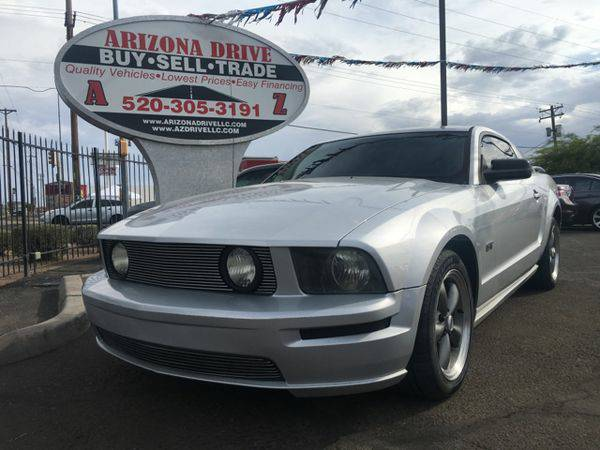 2007 *Ford* *Mustang* GT Deluxe 2dr Coupe VEHICLES INSPECTED BY OUR...