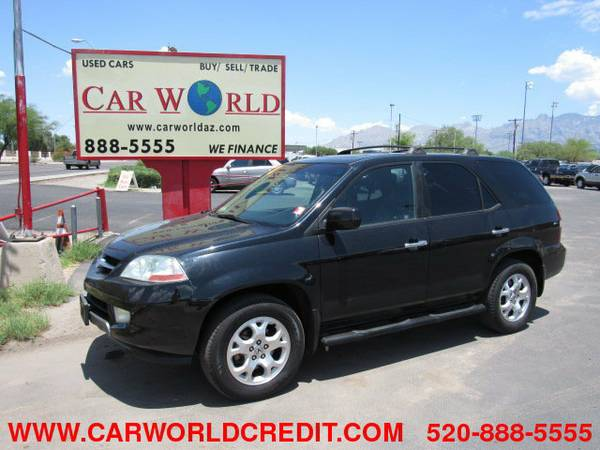 2002 Acura MDX ...............WE FINANCE.........................