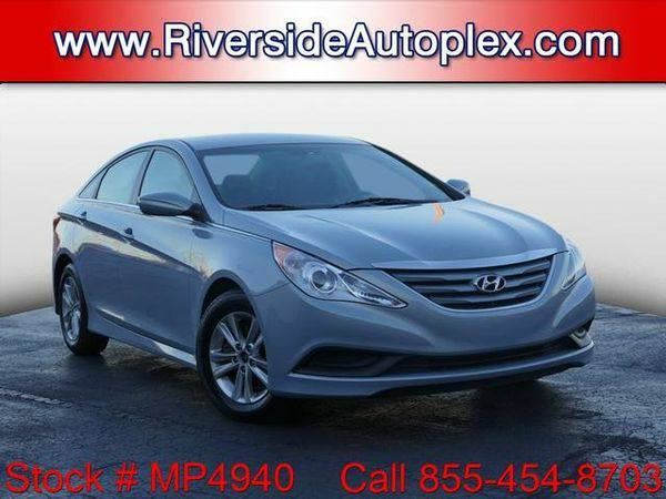 2014 *Hyundai* *Sonata* GLS - Call or Text! Financing Available