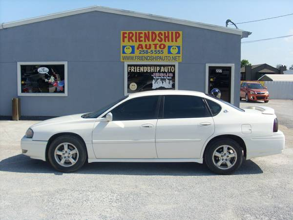 2005 CHEVY IMPALA LS*SUPER CLEAN*LOADED*CHECK OUT THE PICS****