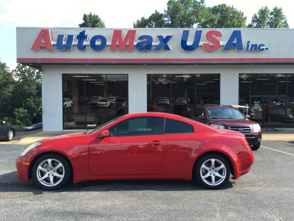 2006 Infiniti G35 Coupe - U R Approved