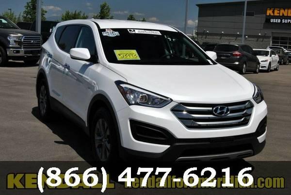 2016 Hyundai Santa Fe Sport Frost White Pearl ***BEST DEAL ONLINE***