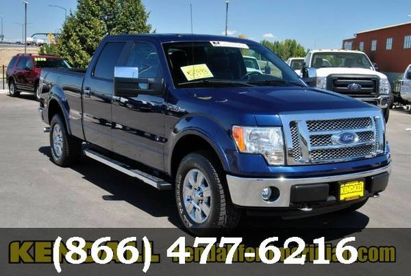 2010 Ford F-150 BLUE Call Today!