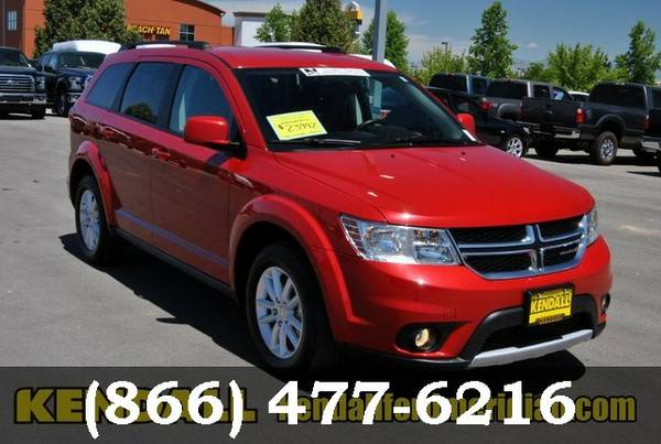 2016 Dodge Journey Redline 2 Coat Pearl GO FOR A TEST DRIVE!