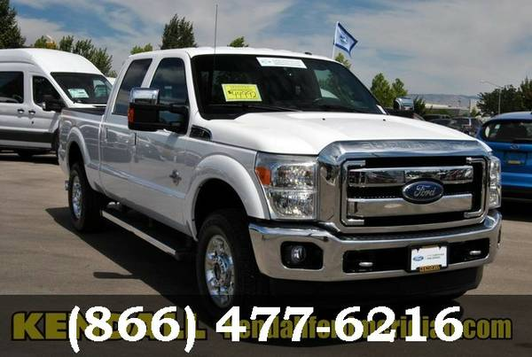 2013 Ford Super Duty F-250 SRW Oxford White Good deal!***BUY IT***