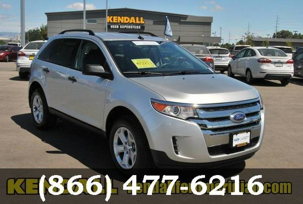 2013 Ford Edge Ingot Silver Metallic ON SPECIAL - Great deal!