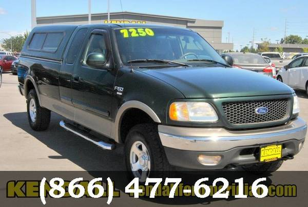 2003 Ford F-150 Dark Highland Green Metallic **PRICED TO MOVE!!**