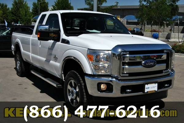 2014 Ford Super Duty F-250 SRW Oxford White Best Deal!!!