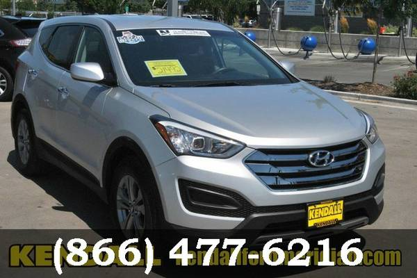 2014 Hyundai Santa Fe Sport Moonstone Silver *LOW Price!-See it Today*