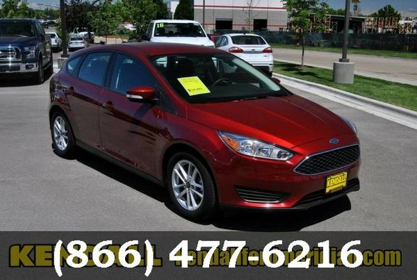 2015 Ford Focus RUBY RED TINTED CLEARCOAT *SPECIAL OFFER!!*