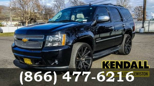 2014 Chevrolet Tahoe Black *Priced to Go!*