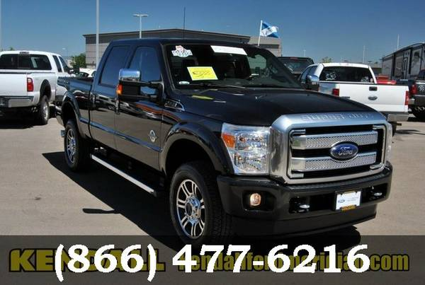 2015 Ford Super Duty F-350 SRW Tuxedo Black Metallic