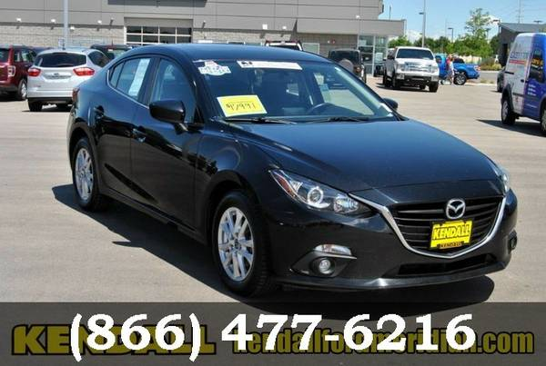 2015 Mazda Mazda3 Titanium Flash Mica *Priced to Sell Now!!*
