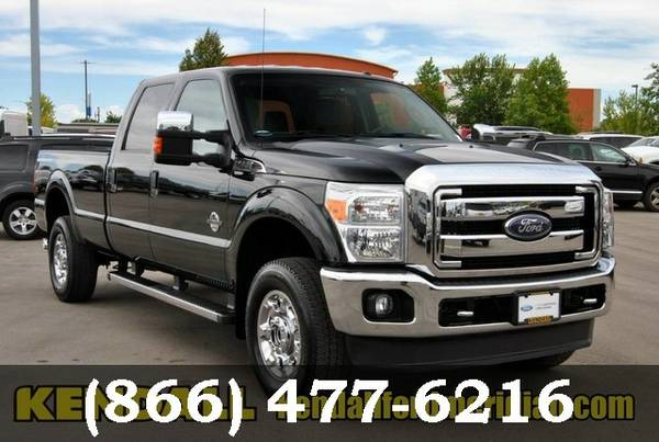 2015 Ford Super Duty F-350 SRW Green Gem Metallic LOW PRICE....WOW!!!!