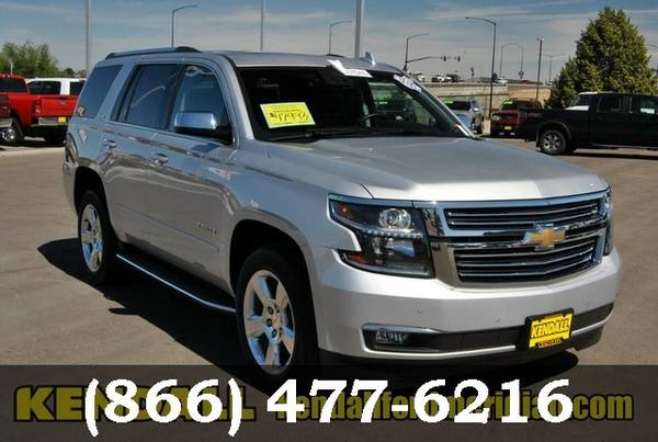 2015 Chevrolet Tahoe Silver Ice Metallic *LOW Price!-See it Today*