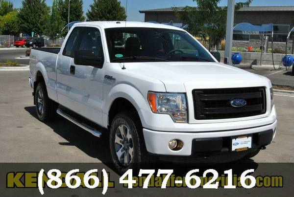 2013 Ford F-150 Oxford White Sweet deal*SPECIAL!!!*