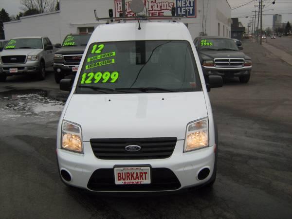 **** 2012 Ford Transit Van ****