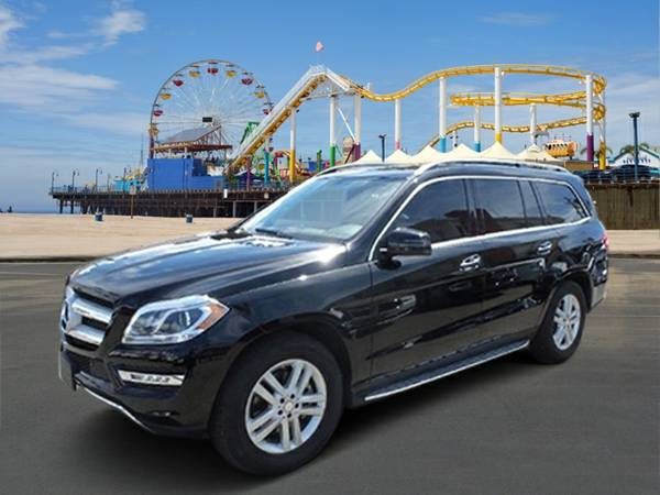 2015 Mercedes-Benz GL-Class SUV GL350 Bluetec low 7,294 miles