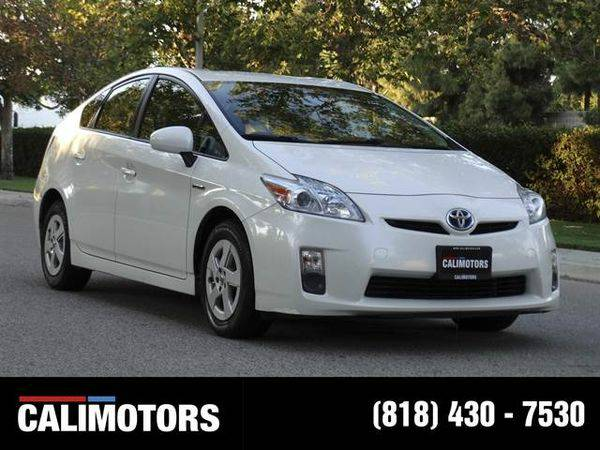 2010 *Toyota* *Prius* II Hatchback 4D WE FINANCE + BEST QAUILITY,...