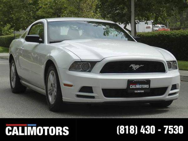 2014 *Ford* *Mustang* V6 Coupe 2D WE FINANCE + BEST QAUILITY, LIMITED