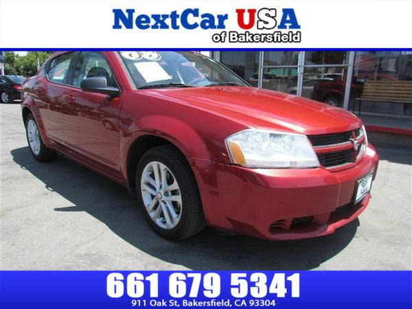 *2008* *Dodge* *Avenger* *SE* **As Low as $495 Down**