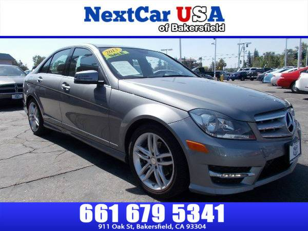 *2013* *Mercedes-Benz* *C-Class* *C250 Luxury* **As Low as $495 Down**