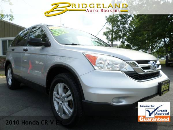 2010 Honda CR-V EX SUNROOF SUPER CLEAN