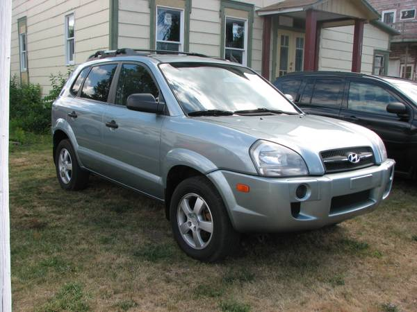 NEW ARRIVAL~2007 HYUNDAI TUCSON~6 MO/7500 MILE WARRANTY~FINANCING