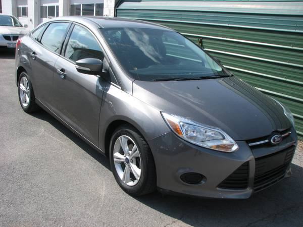 2013 FORD FOCUS~6 MO/7500 MILE WARRANTY~FINANCING