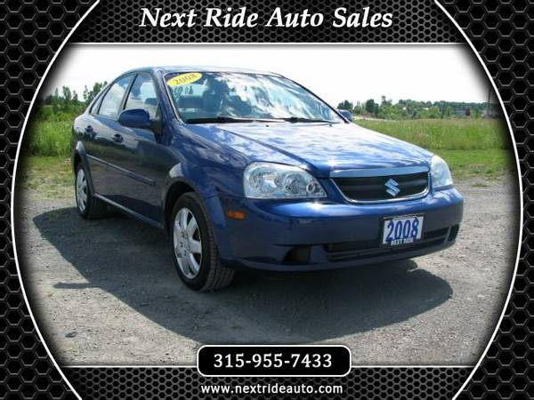 2008 Suzuki Forenza:: Guaranteed Bank Financing
