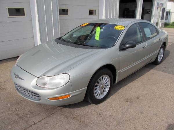 1999 Chrysler Concorde LXi 4dr Sedan free warranty!