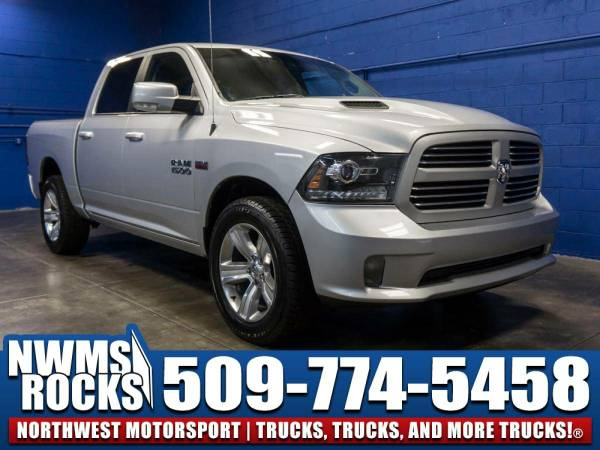 2013 *Dodge Ram* 1500 Sport 4x4 - One Previous Owner! 2013 Dodge Ram...