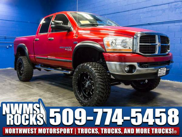 Lifted 2006 *Dodge Ram* 2500 Big Horn 4x4 - CALL TODAY! 2006 Dodge...