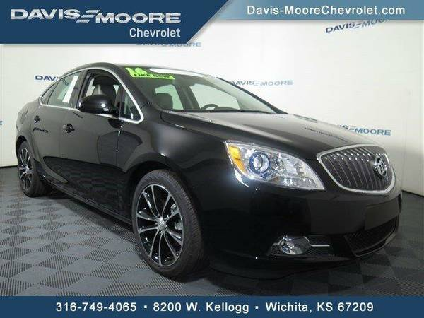 2016 *Buick Verano* Sport Touring - Buick Ebony Twilight Metallic