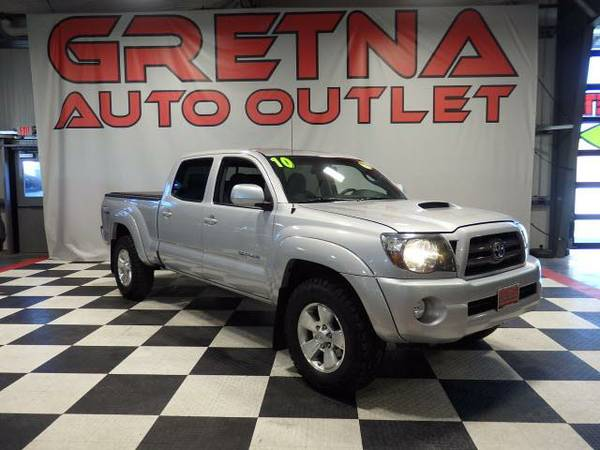 2010 Toyota Tacoma DOUBLE CAB 4X4 95K TRD OFF ROAD PKG NEW TIRES