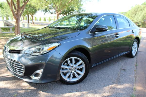 2013 TOYOTA AVALON XLE LOADED! VERY CLEAN! LOW MILES! ONE OWNER!