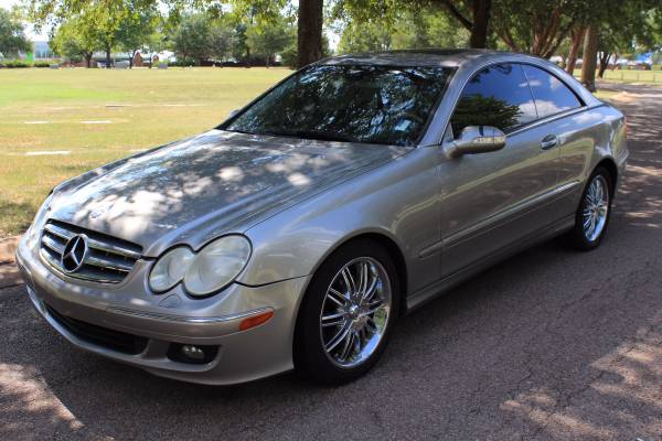 2006 MERCEDES-BENZ CLK 350! LOADED! SPORTY!